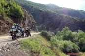 Albánie, SH71