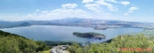 Řecko, Ioannina, jezero Pamvotida