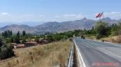 Makedonie, sjezd k Prilep