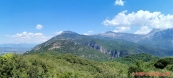 Řecko, kaňon Vikos