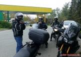 sraz na benzince