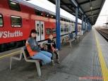 a nakonec na  nádraží :-)
