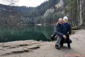 Adršpašské skály - jezero Pískovna
