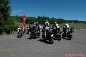 Adventure motoškola Brno (napřed teorie :-) , až pak praxe)