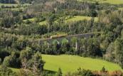 viadukty u Velkého Meziříčí
