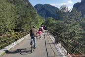 cyklostezka Pontebbana