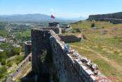Shkodër, hrad Rozafa