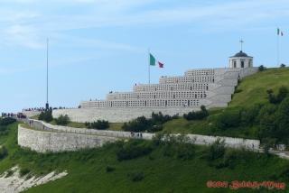 památník na Monte Grappa