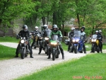 Slovinsko 2010 - celá motogrupa :-)