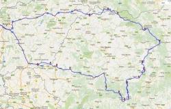 2016-mapa rumunsko