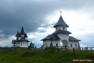 Mănăstirea Sfânta Treime Prislop