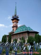 Săpânța - veselý hřbitov