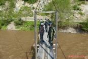 lanový mostek